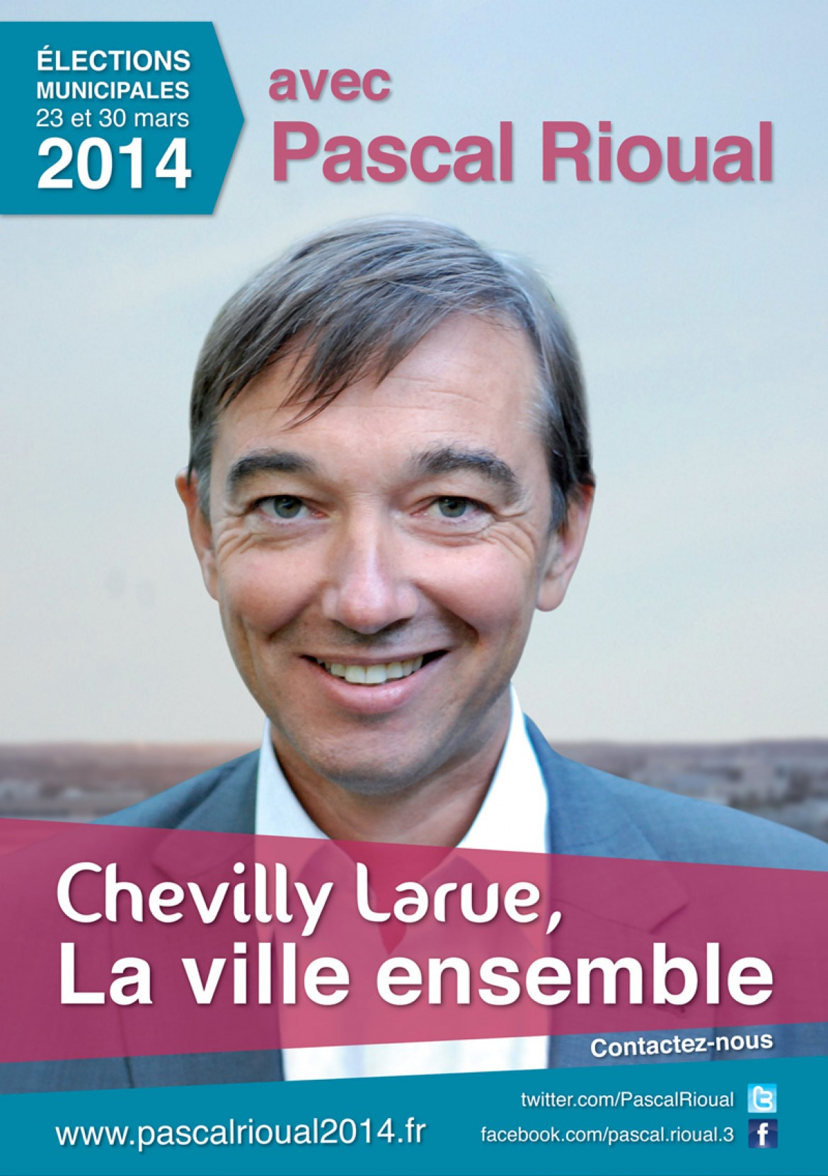 campagne élections municipales Chevilly-Larue