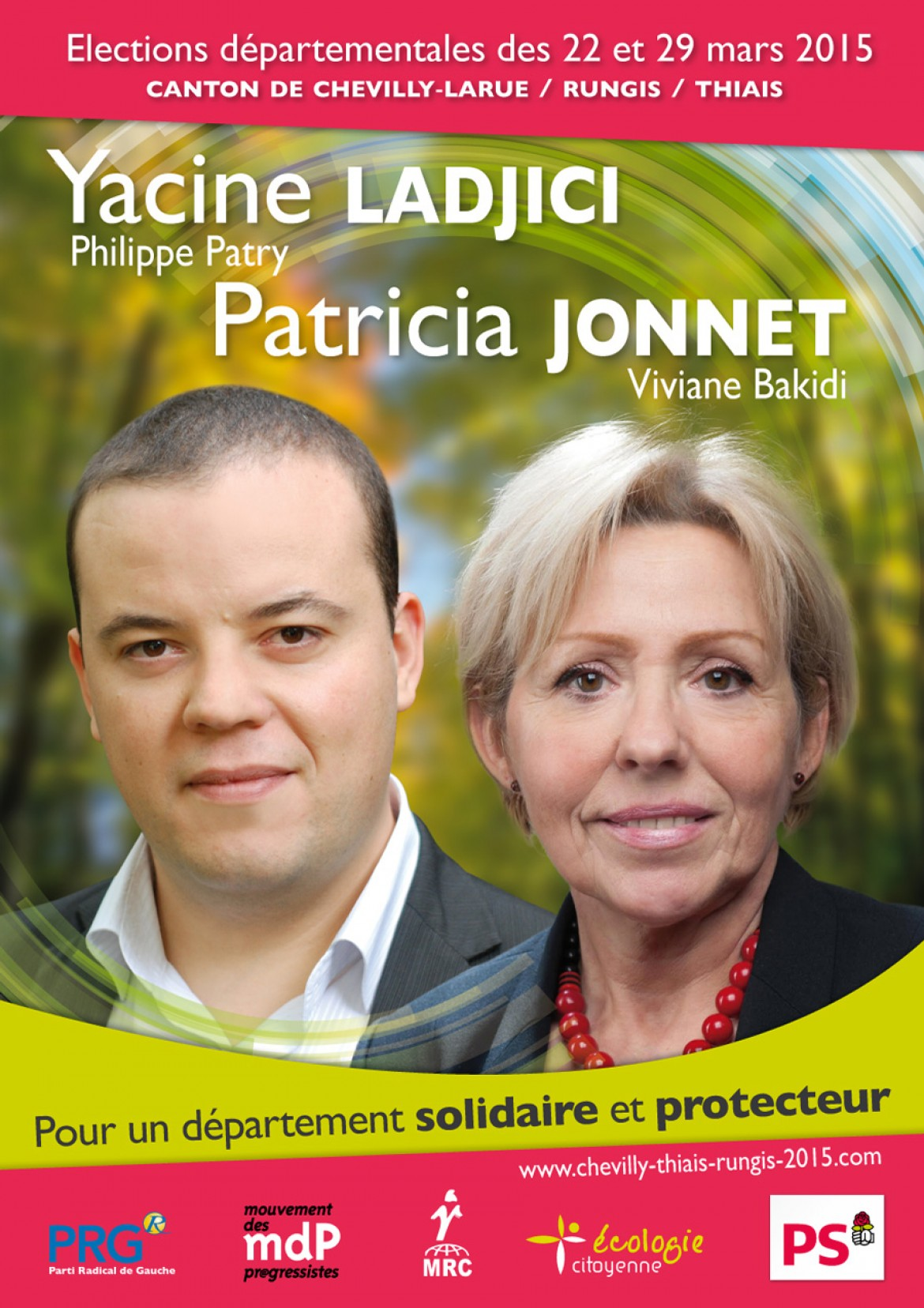 Campagne départementale