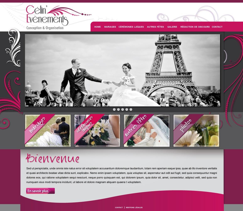 Chloé Événements site web
